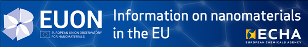 The European Union Observatory for Nanomaterials (EUON)